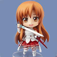 Schwert Kunst online asuna Yuuki Wechselrahmen- 9.5cm Pop-Puppe anime Action-Figuren Modell Spielzeug