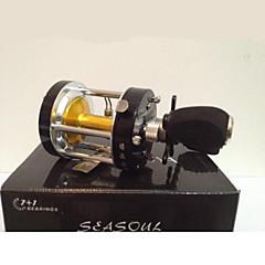 גלילי דיג גלילי חכות 5.2:1 8 מיסבים כדוריים ימינים / איטר דיג בים / חכות וסירת דיג