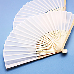 Bachelorette Silk Hand Fans Ladies Night Out Essentials BETER-ZH002