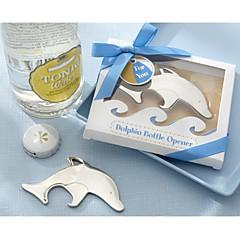 Ocean Park Dolphin Bottle opener Baby Shower Favors
