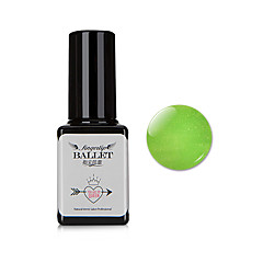 1pcs UV Gel Nagellack langlebige Nagelgels tränken-weg polieren 8ml Umwelt LED-Lampe Fingerspitze Ballett Gel 81-90colors