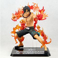 One Piece Kec PVC 13CM Anime Akcijske figure Model Igračke Doll igračkama
