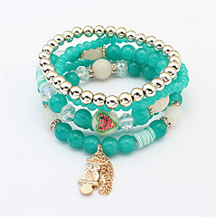 European And American Fashion Small Fresh Owl Bracelet