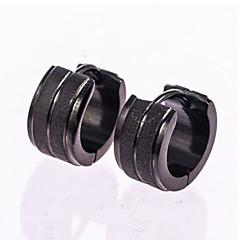 Heren Oorknopjes Ring oorbellen Kostuum juwelen Sieraden Voor Bruiloft Feest Dagelijks Causaal