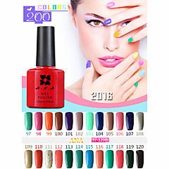 1 pcs ana 192 cores gelpolish nail art gel unhas de molho off uv 10ml polonês 97-100