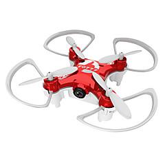 Drón FQ777 FQ777-954D 4CH 6 Tengelyes 2,4 G Kamerával RC quadcopterFPV / 360 Fokos Forgás / Upside Down Flight / Irányítsd A Camera / A