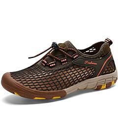 Sapatos Casuais Sapatos para Água Tênis de Caminhada HomensAnti-Escorregar Almofadado Ventilação Secagem Rápida Prova-de-Água