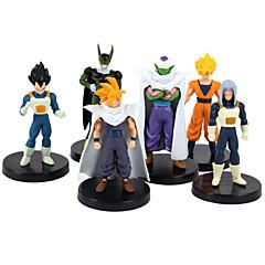 드레곤볼 Son Goku 엔지니어링 플라스틱 애니메이션 액션 피규어 모델 완구 인형 장난감