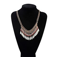 Stylish And Elegant Piece Of Leaf Necklace