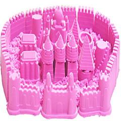 참신 장난감 참신 장난감 장난감 장난감 원형 실리콘 무지개 아동용