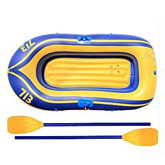 물 놀이기구 야외 장난감 배 PVC 브라운 / 화이트 아동용 3 위