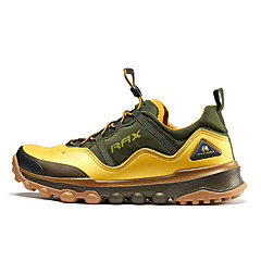Rax Men's Hiking Mountaineer Shoes Spring / Summer / Autumn / Winter Damping / Wearable Shoes Yellow 39-44