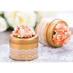 Süßigkeiten Gläser und Flaschen(Gold,Metall) -Nicht personalisiert-Quinceañera & Der 16te Geburtstag / Geburtstag / Hochzeit / Jubliläum