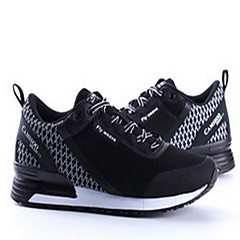 Running Shoes Unisex Anti-Slip / Anti Shark Low-Top Intermediate Running/Jogging Lace-up Polyester Latex / Rubber