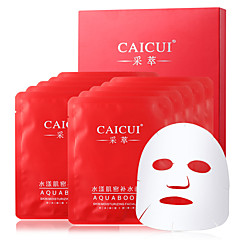 10 Mask Wet Others Moisture Face Red SHENZHEN CAICUI