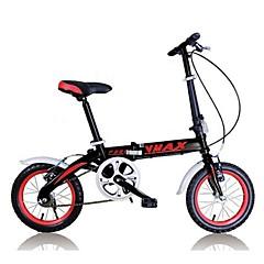"TWITTER ®  Cycling  Double V Brake 14"" Folding Bike  Aluminium Alloy Mini Bike"