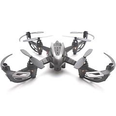 Drone Yizhan I4S 4CH 6 Eixos 2.4G Com Câmera HD de 720P Quadcóptero RCIluminação De LED / Retorno Com 1 Botão / Modo Espelho Inteligente