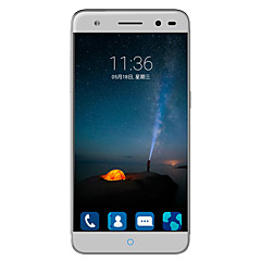 "ZTE Blade A2 5.0 "" Android 5.1 Smartphone 4G (Due SIM Octa Core 13 MP 2GB + 16 GB Argento)"