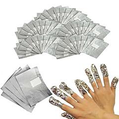 ses feuilles de ceinture spéciale coton vernis à ongles feuille de colle photothérapie amovible 50 pcs