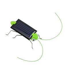 Lovely Mini אנרגיה סולארית מופעל על באג הילד קיד צעצוע Locust שמש חגב חרקים