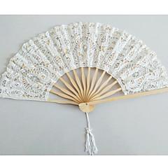 Baumwolle Ventilatoren und Sonnenschirme-1 Stück / Set Stück / Set HandfächerStrand Thema Garten Thema Blumen Thema Klassisches Thema