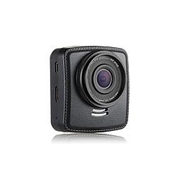 Autó DVR videokamera C81 teljes dh 2,4 hüvelyk 160 fokos széles látószögű objektív támogatja LDWS WDR builtin gps e-dog funkció