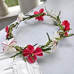Women's Resin Headpiece-Wedding Flowers 1 Piece