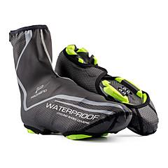 כיסויים לנעלי רכיבה לגברים לנשים יוניסקס עמיד למים נושם מחזירי אור טבע אופני הרים אופני כביש רכיבה על אופניים