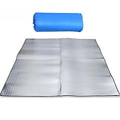 Almofada de Campismo / Almofada de Dormir / Almofada de Piquenique(Prateado) -EVA / Destroçar-Á Prova de Humidade / Prova de Água /
