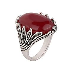 Feminino Maxi anel Moda bijuterias Liga Jóias Para Festa Diário Casual