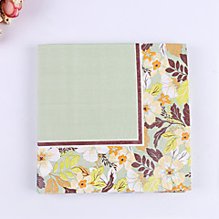 100% virgin pulp 20 pcs Flower Wedding Napkins