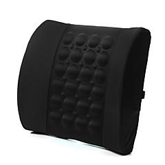 ziqiao retour relaxation oreiller de soutien de taille de siège multifonctionnel de massage de voiture électrique Soutien lombaire pour le