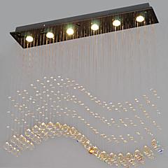 3 Vedhæng Lys ,  Moderne / Nutidig / Tradisjonell / Klassisk / Rustikt/hytte / Tiffany / Vintage / Rustik / Ø Galvaniseret Feature for