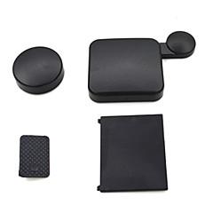 Acessórios para GoPro Tampa da Lente / Acessório Kit / Protectores de Tela Impermeável / Tudo em um / Conveniência / Á Prova-de-Pó, Para-