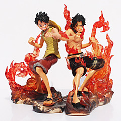 Anime Akcijske figure Inspirirana One Piece Cosplay PVC 11 CM Model Igračke Doll igračkama