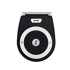sans fil kit voiture mains libres pare-soleil Distance clip 10m de voiture mains libres Bluetooth pour iPhone avec chargeur de voiture