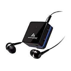 中性生成物 ABH505 カナルイヤパッド(イン・イヤカナル式)Forメディアプレーヤー/タブレット / 携帯電話 / コンピュータWithマイク付き / DJ / ボリュームコントロール / ゲーム / スポーツ / ノイズキャンセ / Hi-Fi / 監視 /