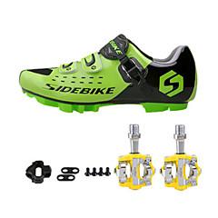 Sneakers Fietsschoenen met pedalen & schoenplaten Unisex Opvulling Straatfiets