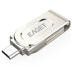EAGET V88 32G 360 Rotation USB3.0/OTG Flash Drive U Disk for Mobile Phones Tablet PC Mac/PC