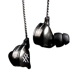 中性生成物 TFZ SERIES 1S カナルイヤパッド(イン・イヤカナル式)Forメディアプレーヤー/タブレット / 携帯電話 / コンピュータWithDJ / FMラジオ / ゲーム / スポーツ / ノイズキャンセ / Hi-Fi / 監視