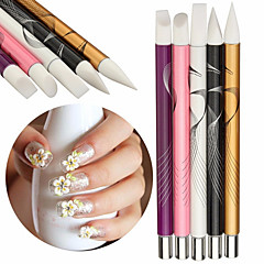 5 Nail Art Kits Nail Art Manicure Tool Kit make-up Cosmetische Nail Art DIY