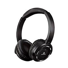 中性生成物 ABH302 ヘッドホン(ヘッドバンド型)Forメディアプレーヤー/タブレット / 携帯電話 / コンピュータWithマイク付き / DJ / ボリュームコントロール / ゲーム / スポーツ / ノイズキャンセ / Hi-Fi / 監視 / Bluetooth