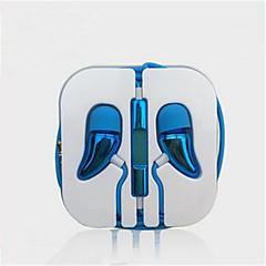 neutrální zboží H1027 Sluchátka do  ušíForPřehrávač / tablet / Mobilní telefon / PočítačWiths mikrofonem