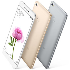 Xiaomi Mi MAX Mobile Phone Snapdragon 652 Octa Core 3GB RAM 64GB ROM 6.44 4850mAh google play MIUI Fingerprint ID