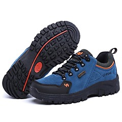 ZL02 ハイキング・シューズ 登山靴 男性用 女性用 男女兼用 アンチスリップ クッション インパクト 防水 耐久性 高通気性 耐摩耗性 電気 性能 練習 ハイカット スエード革 ハイキング 釣り 登山