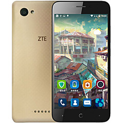 "ZTE Blade A601 5.0 "" Android 5.1 Smartphone 4G (Chip Duplo Quad Core 8 MP 1GB + 8 GB Dourado / Branco)"