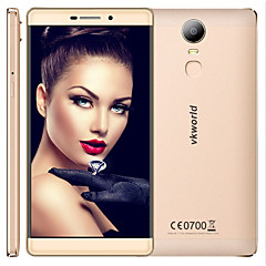 "VKWorld T1 Plus 5,95 "" Android 6.0 4G Smartphone ( Dual - SIM Quad Core 13 MP 2GB + 16 GB Grau / Rosa / Gold )"