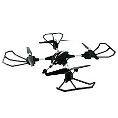 HuaJun W606-2 Drone 6 Axis 4CH 2.4G RC Quadcopter LED Lighting  One Key To Auto-Return Headless Mode  360Rolling