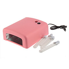Nail lamp 36 w white nail phototherapy machine 110/240 v manicure special phototherapy lamp produce wholesale