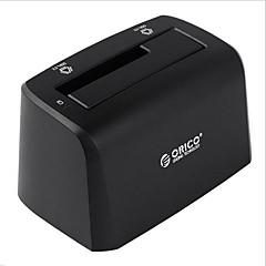 Orico 6519 start 2,5 tommers 3,5 tommers harddisk basen vanlig harddisk med en mobil harddisk boksen tilfeldig farge